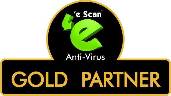 eScan Anti-Virus Gold Partner
